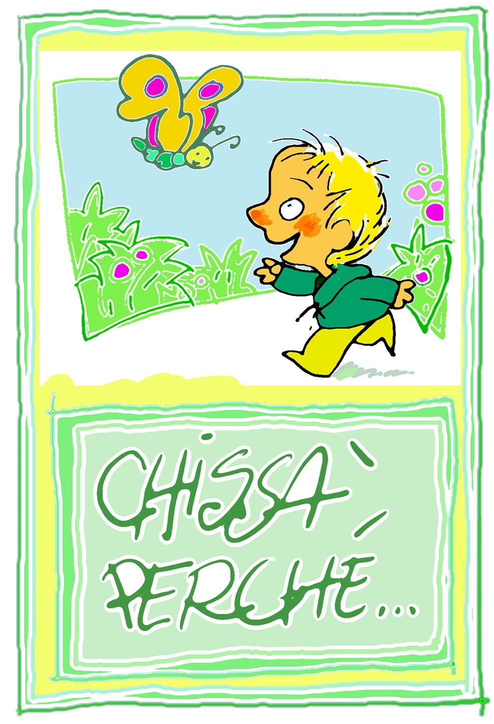 Un cartone animato italiano per walt disney television italia