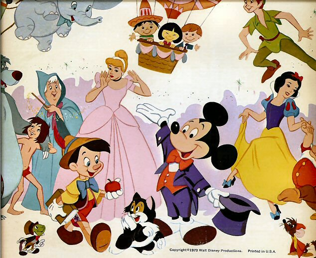 Capolavori Disney In Blu Ray