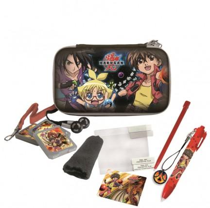 Bakugan - Battle Brawlers  personalizza  il vostro Nintendo DSi XL