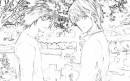 Colora immagini di anime e manga da http://www.topmanga.it