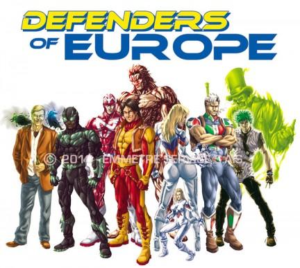 Defenders of Europe -I Difensori d'Europa