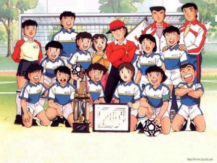 Holly Benji Captain Tsubasa