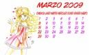 Special calendario manga sexy 2009 marzo
