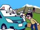 Una parodia Di Heidi per la Nissan