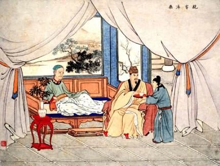 Immagini varie circa la storia Assaggiare la medicina per la madre