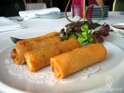 Antipasti cucina cinese