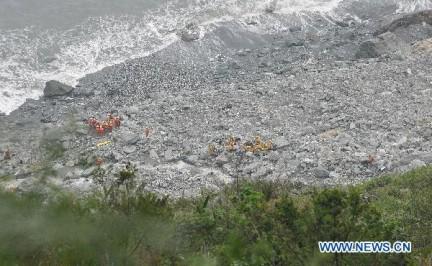 Tifone Megi colpisce Taiwan