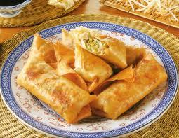 Ricette cucina cinese involtini primavera for Ricette cinesi