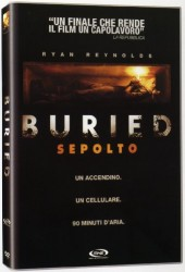 buried dvd ita