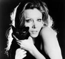 Immagini dell'attrice Ingrid Pitt