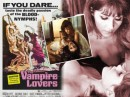 Poster The Vampire Lovers