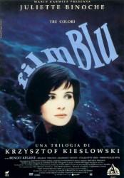 Poster Film Blu