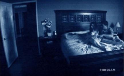 paranormal activity foto