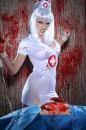 Foto di Suzi Lorraine, la Scream Queen a basso budget
