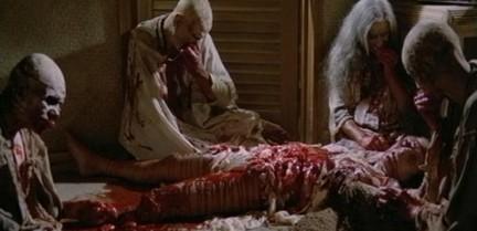 zombi 2, 1979, immagini del film
