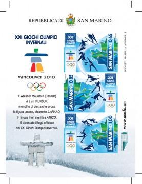 giochi olimpici invernali 2010 vancouver