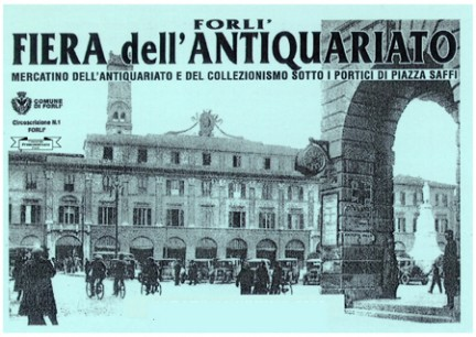 antiquariato a forlì