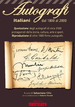 catalogo unificato autografi