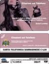 Schede telefoniche Repubblica di San Marino 2009