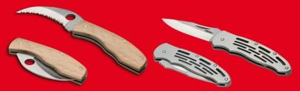 In edicola con Hobby and Work una collezione di coltelli moderni da non perdere