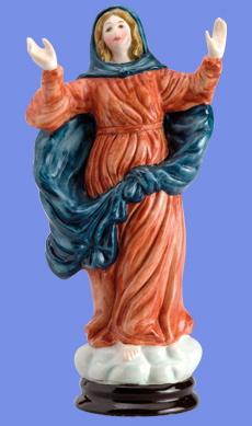 In edicola con Hobby and Work le statue da collezione di Maria