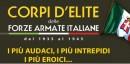 I migliori corpi delle forze armate d'Italia fra il 1935 e il 1945