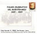 Bicentenario del corpo musicale Verdi di Lecco