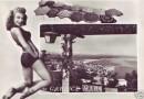 Foto sexy da collezione su cartoline d'epoca