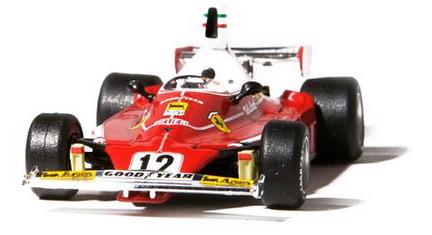 La collezione dei modellini ufficiali Ferrari