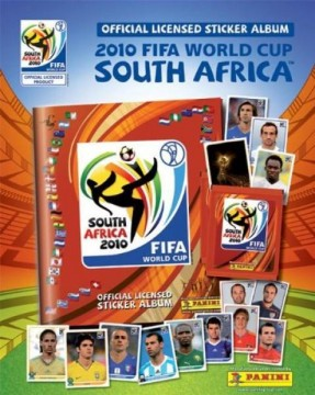 panini fifa world cup 2010 official album sticker