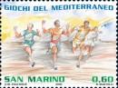 I francobolli della Repubblica di San Marino per i giochi 2009
