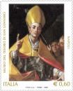 Il francobollo del tesoro di San Gennaro