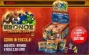 I Kronox in edicola da collezionare con De Agostini