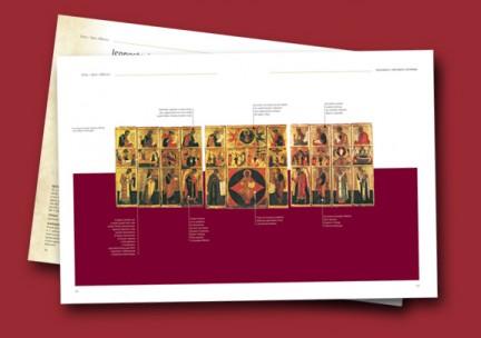 fascicolo icone sacre da collezione