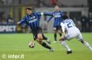 La maglia autografata da Zanetti