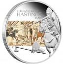 La moneta della battaglia di Hastings