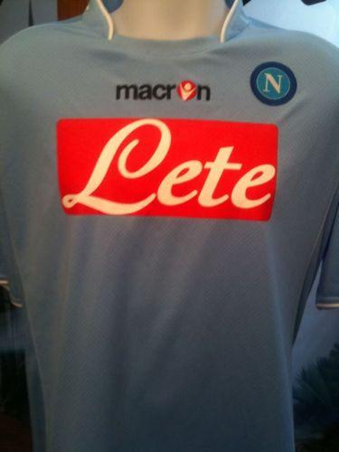 La maglietta ufficiale del Napoli 2009 2010