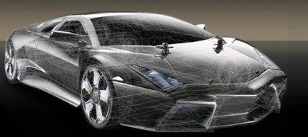 Costruisci il modellino della Lamborghini
