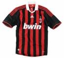 Collezionare le maglie del Milan: stagione 2009 - 2010