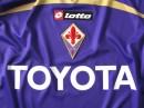 La collezione di magliette ufficiali della Fiorentina 2009 2010