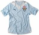 Le maglie ufficiali della Lazio 2009 2010