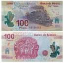 Le banconote commemorative emesse dal Messico