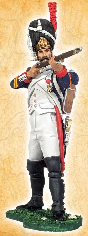 Le miniature fedeli della Hobby and Work sui soldati di Napoleone