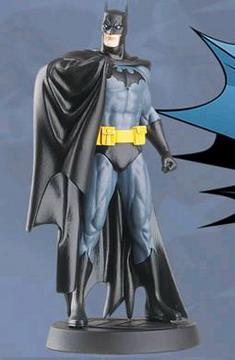 Miniature di Batman, Superman... tutti gli eroi DC Comics in edicola