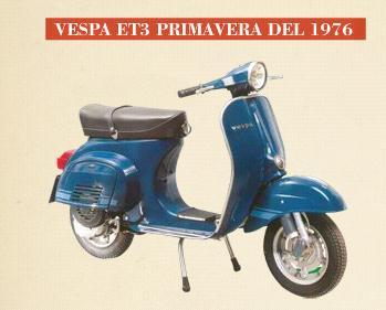 La raccolta dei modellini Vespa con la gazzetta dello sport