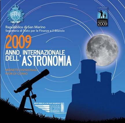 Divisionale San Marino Astronomia