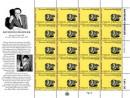 RSM: I francobolli di tre grandi scrittori