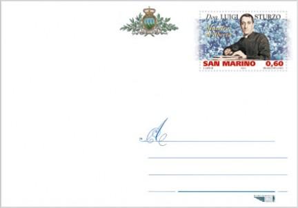 don luigi sturzo cartolina