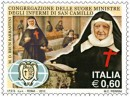 Il francobollo dedicato alle suore