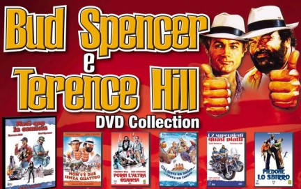 bud spencer terence hill dvd
